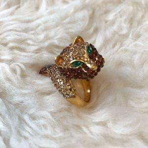 Jewelry - Jaguar 🐆 Ring